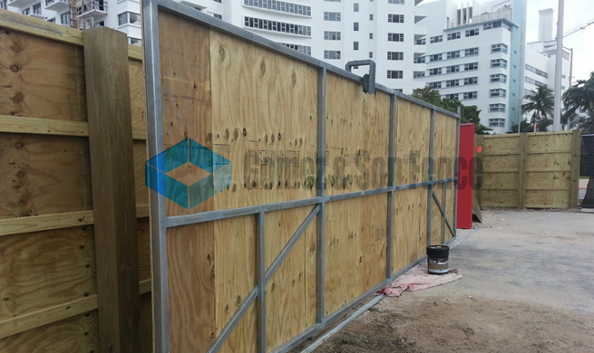 Top 5 reasons to use temporary fencing