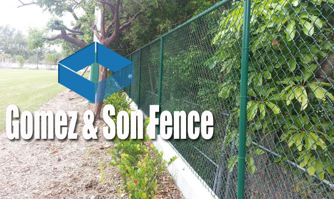 Commercial Fences in Miami