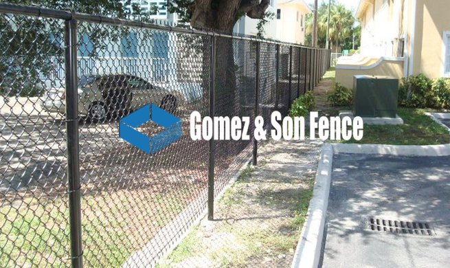 Commercial Fences Miami
