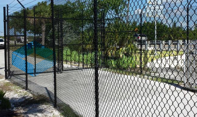 Chain Link Fence Installation Fort Lauderdale