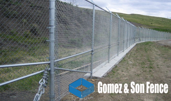 Commercial Fence Installation West Palm Beach