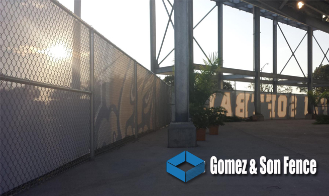Commercial Fences Palm Beach County