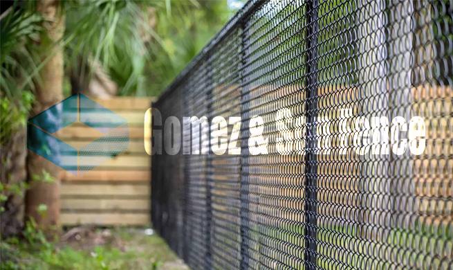 Chain Fences Fort Lauderdale
