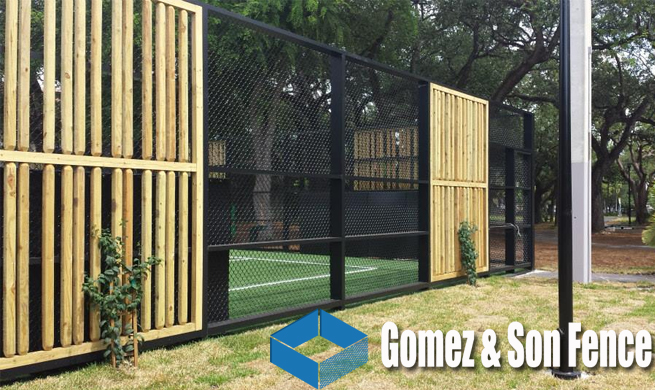 Commercial Fence Products