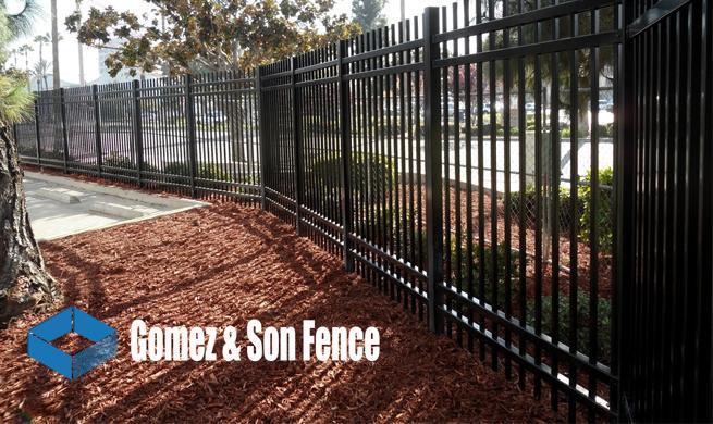 Commercial Fence installer