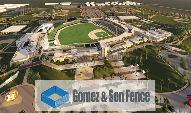 Commercial Fencing Contractor Miami